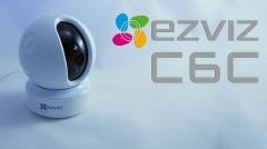 Cкидка на ip-камеру Ezviz C6C - 10%
