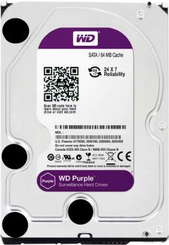 Жесткий диск на 3 Тб WD Purple